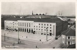 AK Basel - Mustermesse 1933