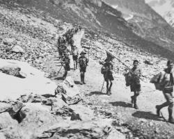 APV_Sammlung_1933 Abstieg vom Sustenpass