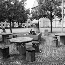 Hannover Tisch.Brunnen