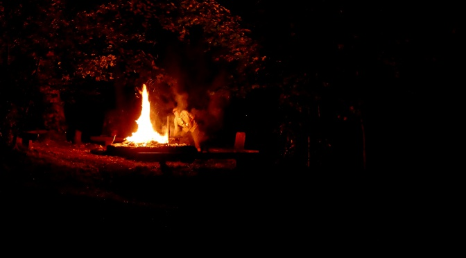 September – Lagerfeuerzeit